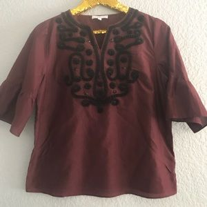 Rsvp by Talbots 3/4 sleeve top.